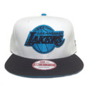 【Los Angels Lakers】White Black Blue Jewel