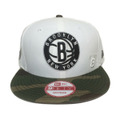 【Brooklyn Nets】White Camo