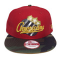【Rochester Americans】Red Camo Gold