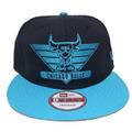 【Chicago Bulls】Navy Aqua