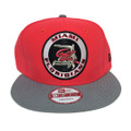 【Miami Floridians】Solar Red Gray