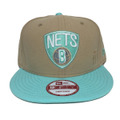 【Brooklyn Nets】Camel Mint