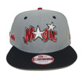 【Orlando Magic】Gray Black Red