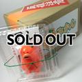 アレの見守りソフビ人形【MIKAN Orange】※特製みかん箱セット