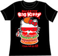 HELLO KITTY x MAD BURGER black