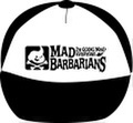 MAD LOGO CAP black