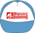 MAD LOGO CAP skyblue
