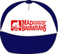 MAD LOGO CAP navy