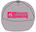 MAD LOGO CAP gray
