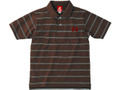 DEATHMETAL-POLO brown