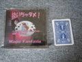 抜いちゃだめ DVD付き マジックファンタジア
