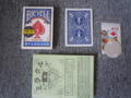 ミラクルカードマジック2 ■10種類のマジック バイスクル青新品付き