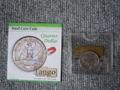 Tango製のSteel Core Coin ( Quarter Dollar)です。