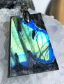 えっちゃん清水から飛び降り価格 月のしずくを持つ虹の貴婦人スペクトロライトペンダントトップ830323