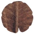 天然敷葉B2 茶 蕗型