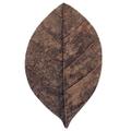 天然敷葉B3 茶 柿型