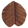 天然敷葉B6 茶 桂型