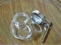 ドイツ製 ストハー社 ガラス ディスペンサー
