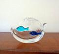 Glass Studio BiBi おさかな花器