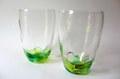 Glass Studio BiBi モザイクグラス*グリーン