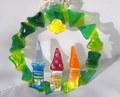 Glass Studio BiBi ガラスのクリスマスリースD