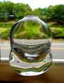 Glass Studio BiBi ○△▢花器