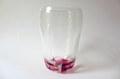 Glass Studio BiBi モザイクグラス*ピンク