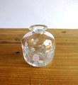 Glass Studio BiBi*つたの葉花器