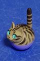 揺れ球ネコ(キジトラ)