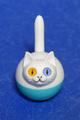 揺れ球ネコ(白)