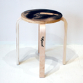Stool Smoking  Stool