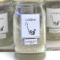 cuillere Sel aux herbes~origan~ 自然栽培ハーブソルトシリーズ オレガノソルト 料理用選抜育成グリークオレガノ使用