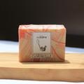 リニューアル! cuillere naturelle savon herbe「camomille」 コールドプロセス製法雑貨ハーブソープシリーズ 自家製自然栽培カモマイル・ジャーマン、タスマニア産レザーウッド生ハチミツ等使用