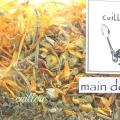 cuillereオリジナル オーガニックブレンドハーブティー ~ main de chat ~ ブレンドハーブティー3点以上ご購入で定形外送料無料
