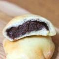 cuillereのヴィーガンパン チョコカスタードクリームパン 2個 動物性原料不使用 オーガニック原料多数使用 冷凍保存不可商品