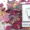cuillere Pure,naturelle et ~Rose herbe boutique~ 自家製自然栽培ローズレッド ロサ・ガリカ・オフィシナリス 薬屋さんのバラ 無農薬無肥料無堆肥栽培