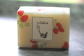 cuillere naturelle savon「baby」 ~コールドプロセス製法雑貨ベビーソープ~ 未精製オーガニック・アボガドオイル、オーガニック・シアバター使用