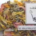 cuillereオリジナル オーガニックブレンドハーブティー ~ le murmure de la lune ~ ブレンドハーブティー3点以上ご購入で定形外送料無料