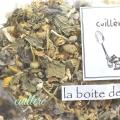 cuillereオリジナル オーガニックブレンドハーブティー ~ la boite de maman ~ ブレンドハーブティー3点以上ご購入で定形外送料無料