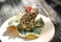 胸キュン! 蛙の王様 プチジュエルボックス(ヒマラヤ水晶特上さざれ付)
