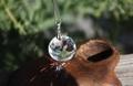 キラキラ! 宝石質天然水晶 大粒ペンダント
