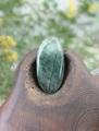 超稀少! 草入り水晶(緑針水晶)大粒ルース