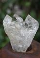超レア! 虹入りエレスチャル(スケルタルクォーツ)3個合体原石