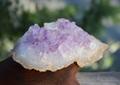 激レア! 柔らかい紫 ガネーシュヒマール産 アメジスト原石