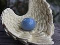 その名も天使の石! エンジェライト タンブル