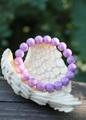 最上級レア品! 高雅な紫の気品 フォスフォシデライト ブレスレット