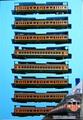 マイクロエース A-4410 113系湘南色非冷房(8両)