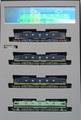 KATO 10-260 Nゲージ誕生40周年記念 EF58試験塗装機4両
