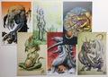 幻獣神話展ポストカードセット