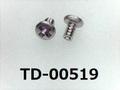 (TD-00519) SUSXM7 #0特ナベ [1805] + M1x1.7 パシペート